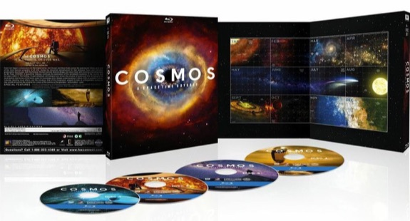 Cosmos Blu-ray giveaway
