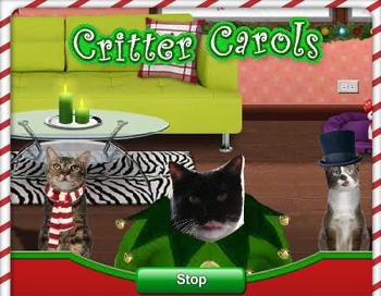 Critter Carols