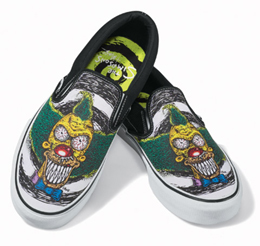 Krusty Demon Vans
