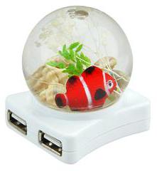 USB Fish Hub