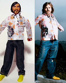 Jack Black Action Figure
