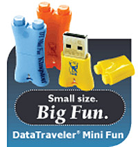Kingston DataTraveler MiniFun