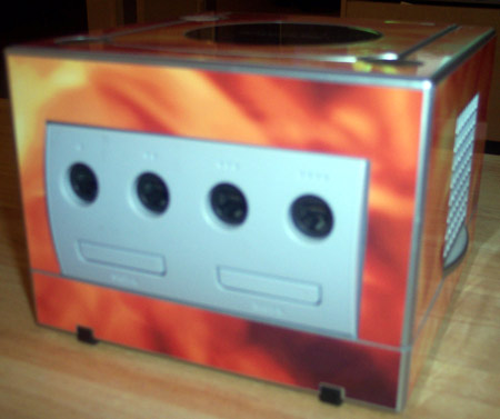 DecalGirl Gamecube Skin