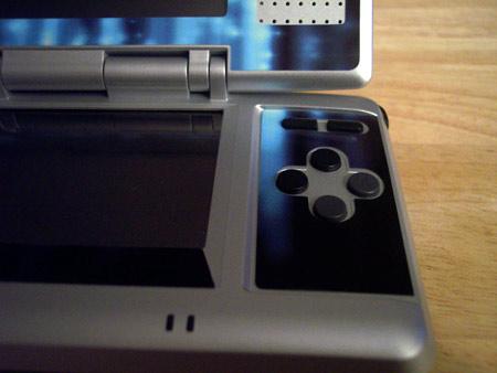 DecalGirl Nintendo DS Skin