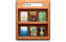 Delicious Library Widget