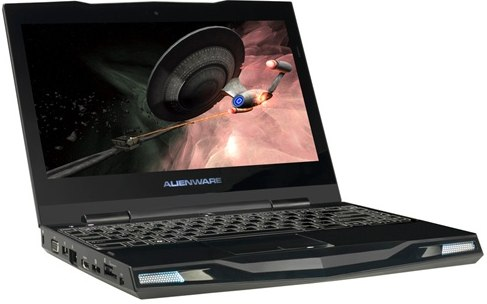 Dell Alienware m11x gaming laptop sale