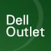 Dell Outlet logo