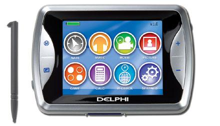 Delphi Nav200
