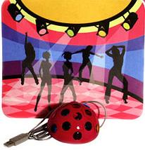 Disco Ball Mouse