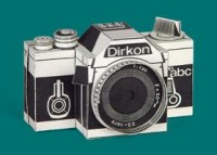 DIY Dirkon Paper Camera