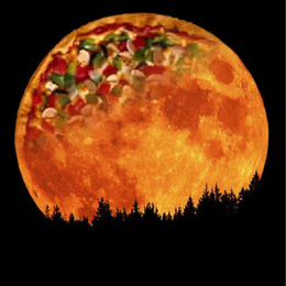 Domino's on the Moon