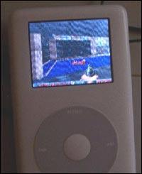 Doom on iPod color