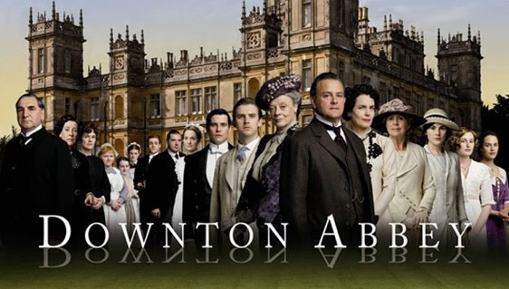 Downton Abbey Amazon exclusive