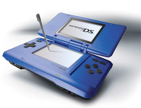 Nintendo DS Electric Blue