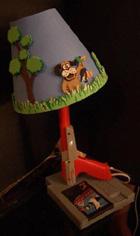 NES Zapper Lamp