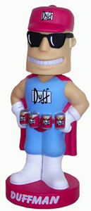 Duffman Bobbleman