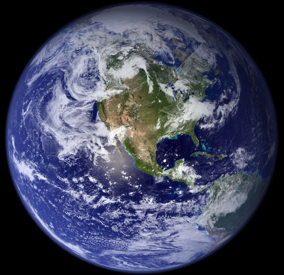 Earth Blue Marble