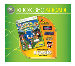 Xbox Arcade