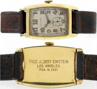Einstein Watch