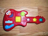 Elmo Guitar