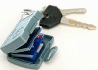 ePorter Keychain Memory Holder