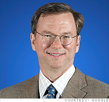 eric schmidt steps down google ceo