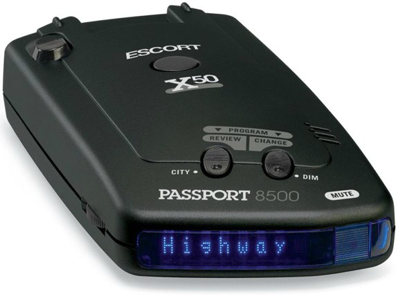 Escort Passport 8500 X50