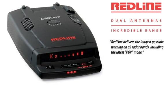 Escort Redline scanner