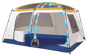 E!nergy Tent