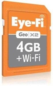 Eye-Fi Geo X2