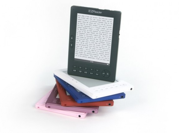 Astak EZ Reader Pocket PRO ebook reader