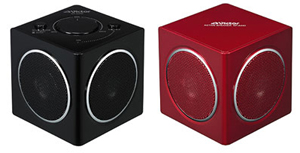 JVC Active Speakers