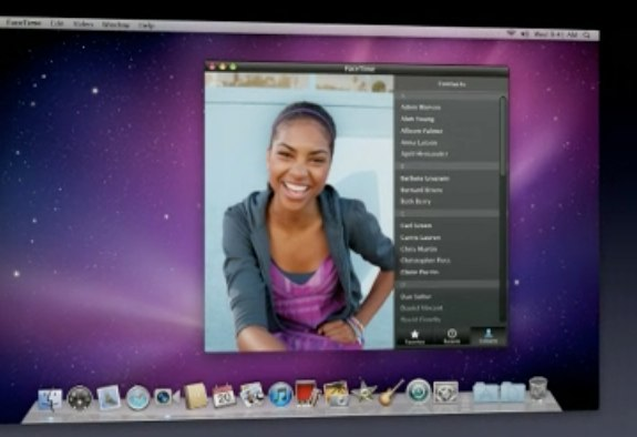 facetime os x beta
