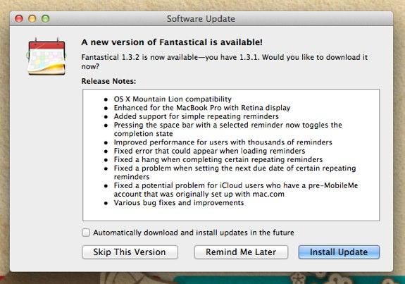 Fantastical 1.3.2