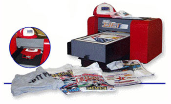 Fast T-Jet Printer