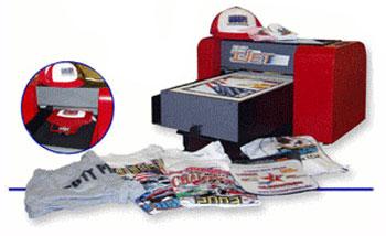 Fast T-Jet Printer