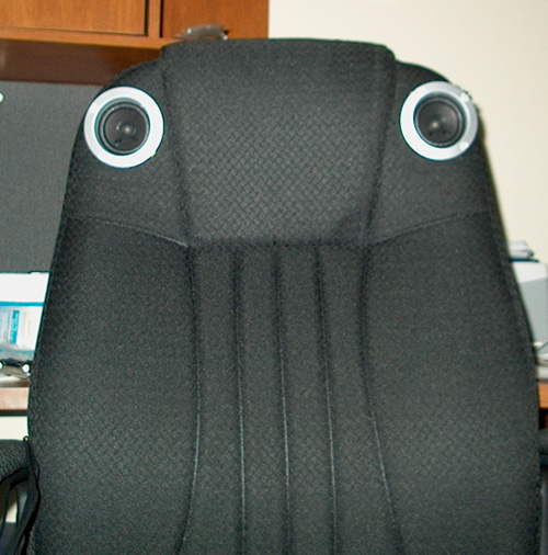 Office Chair Mod Gear Live