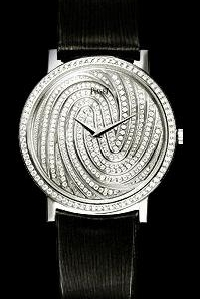 Biometric Fingerprint Watch