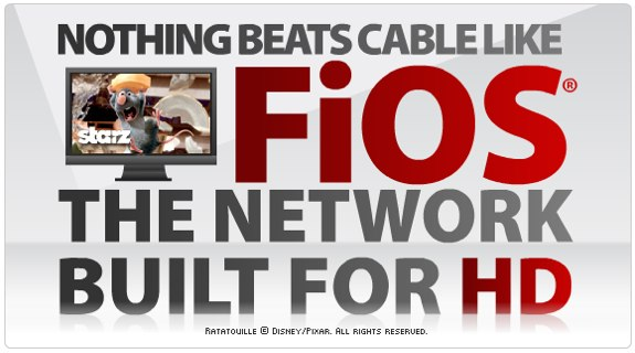 FiOS vs Cable