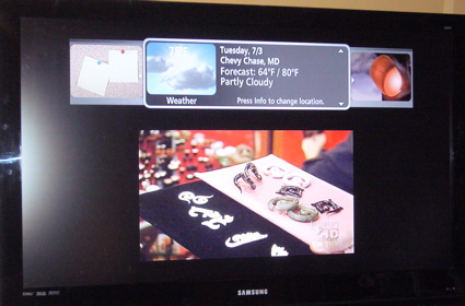 FiOS TV Widgets