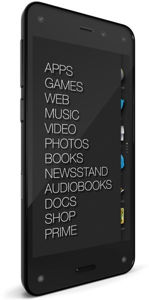 Amazon Fire Phone order