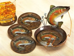 LV Fish Coasters