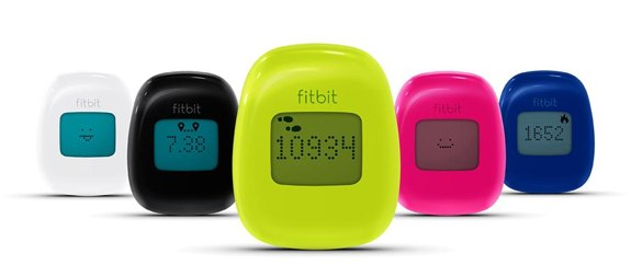 Fitbit zip review colors