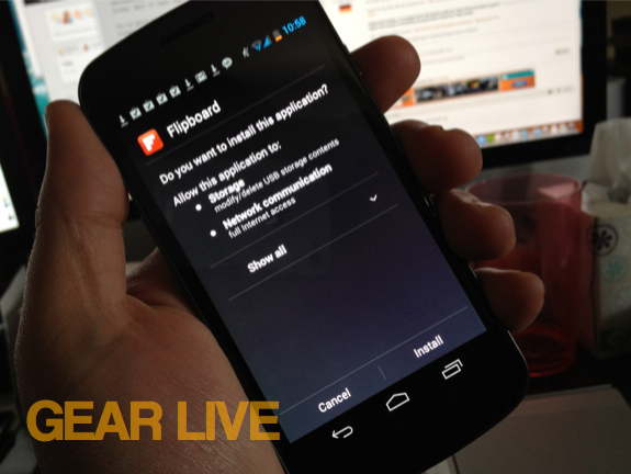 Flipboard for Android apk