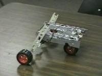 Floppy Drive Robot