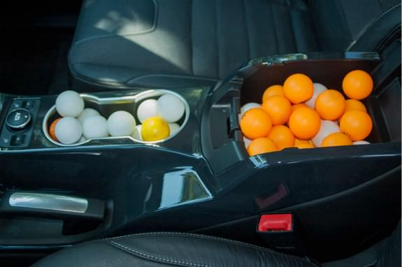 Ford Escape ping pong