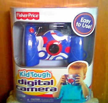 Fisher Price digital camera