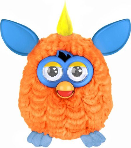 Furby orange