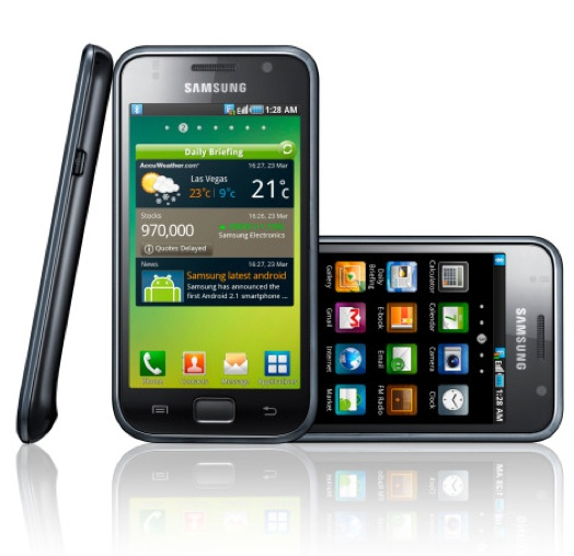 galaxy s ii software