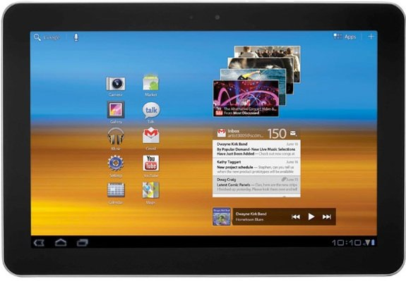 Samsung Galaxy Tab 10.1 LTE 4G